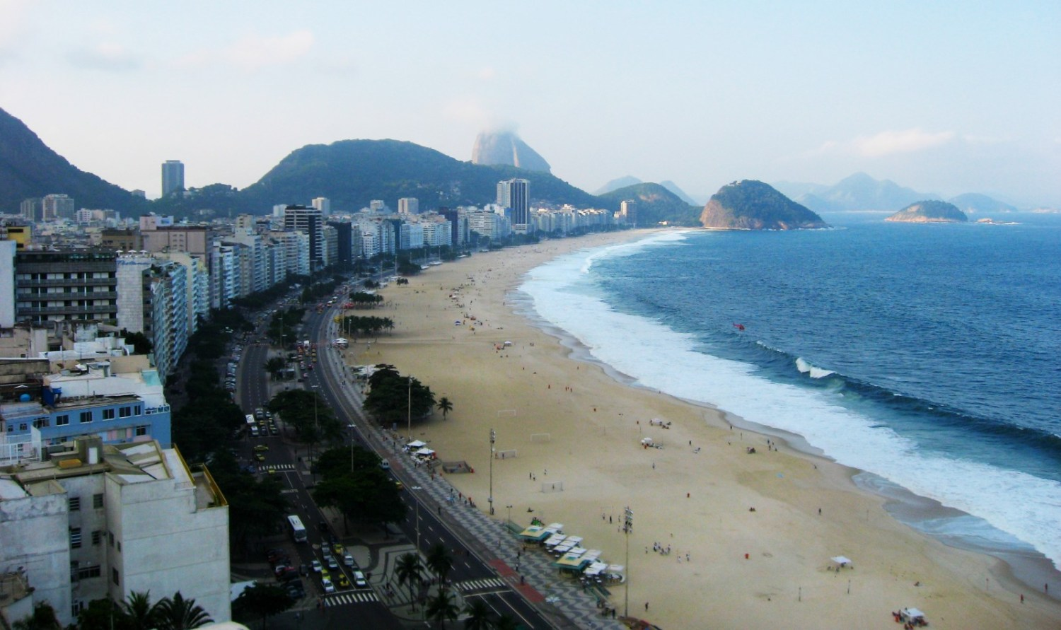 Water quality challenges in Rio have also sparked dialogue about how to tackle pollution in other cities around the world contending with the effects of rapid urbanization. Photo courtesy José Murilo via Flickr Creative Commons