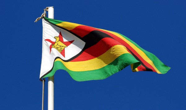Zimbabwe's flag became the symbol of an online protest movement called #ThisFlag, which began in May when a pastor in Harare posted a video of himself with the flag describing the injustices in his country. Photo courtesy Harvey Barrison via Flickr Creative Commons.