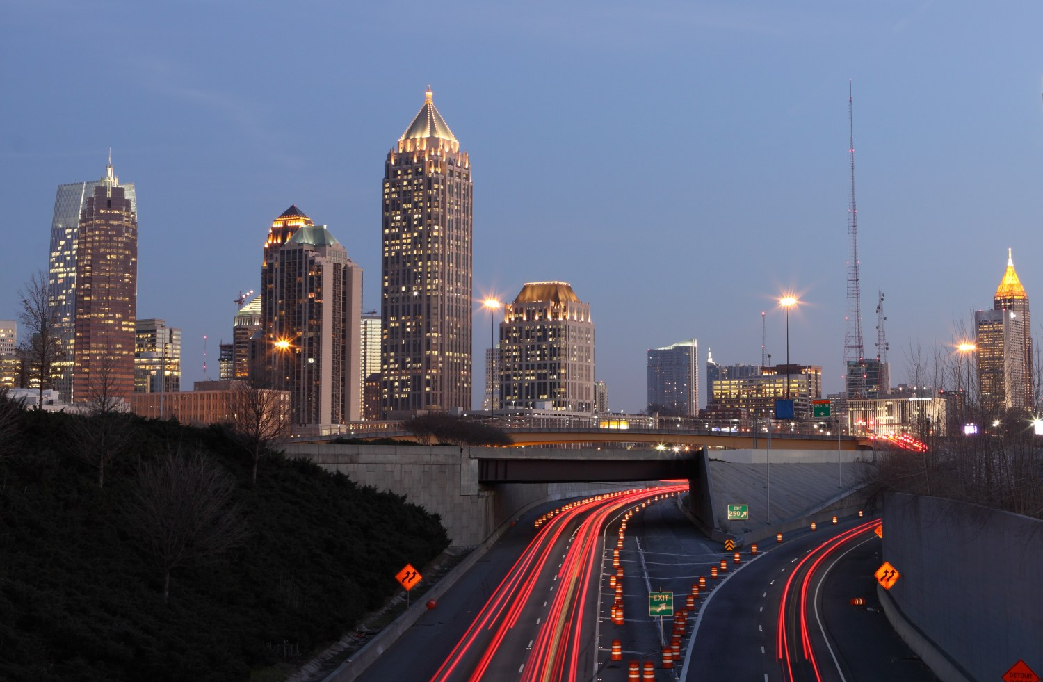 Atlanta's water use is a central question in a U.S. Supreme Court lawsuit over water supplies in Georgia and Florida. Photo courtesy of Wikimedia Commons