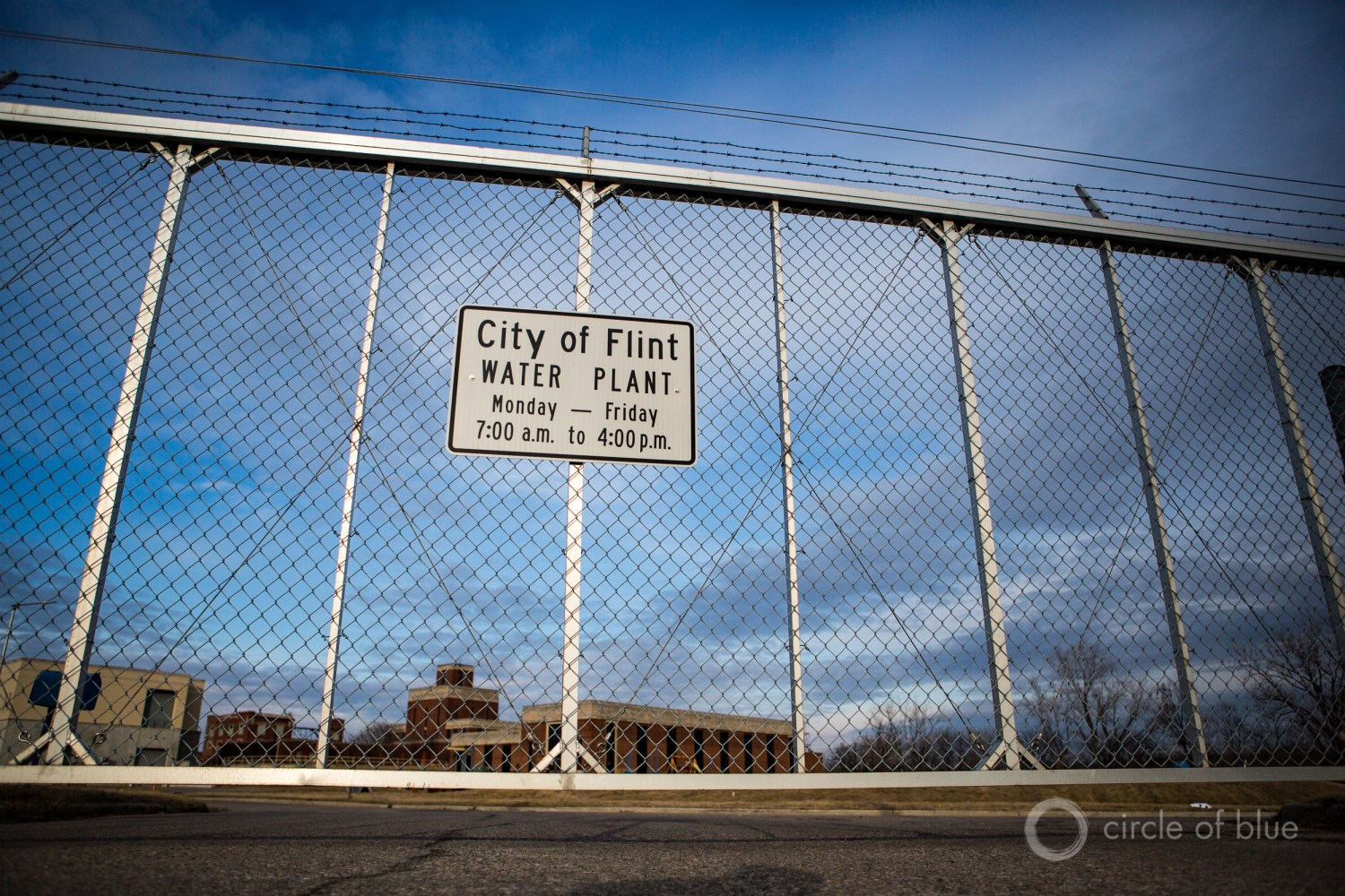 Michigan Attorney General Bill Schuette has filed criminal charges against 15 local and state officials and water system operators in his office's investigation of the Flint water scandal. Photo © J. Carl Ganter / Circle of Blue