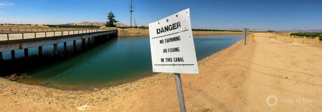 2015-05-01 Canals channel water for agriculture in southern California. JGanterIMG_0036