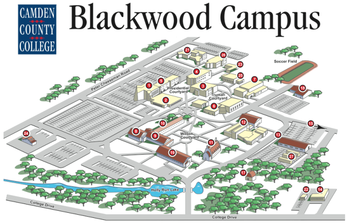 blackwood campus