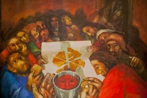 last supper