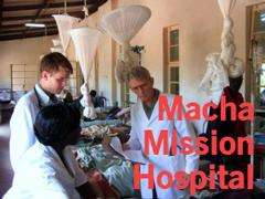 Macha-Mission
