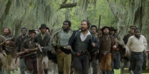 Scene from Free State of Jones the film