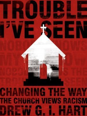 Book cover for Trouble I've Seen about the way the church views racism