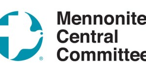 Circle of Hope supports Mennonite Central Committee. This is their logo.