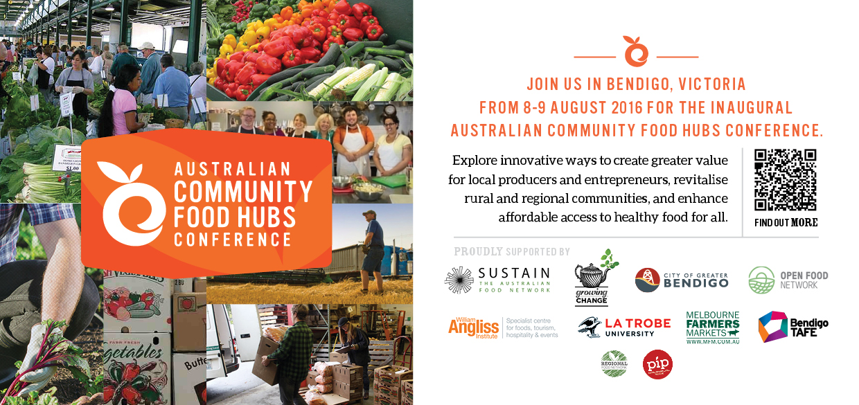 Community Food Hubs Conference