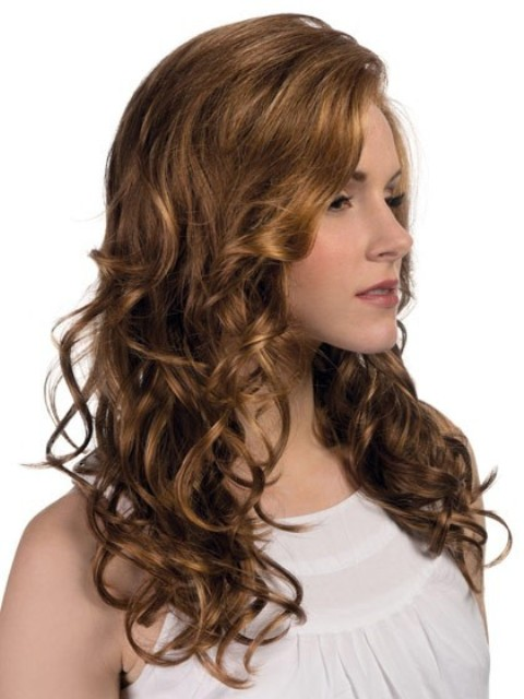 16 Easy To Do Long Hairstyles For Thick Hair For All Face