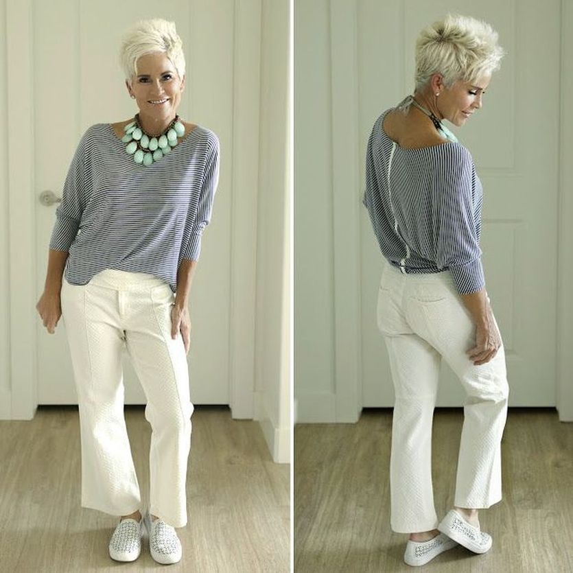 Timeless Short Hairstyles For Women Over 50 CircleTrest
