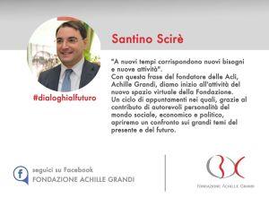 Locandina presentazione Dialoghi al futuro