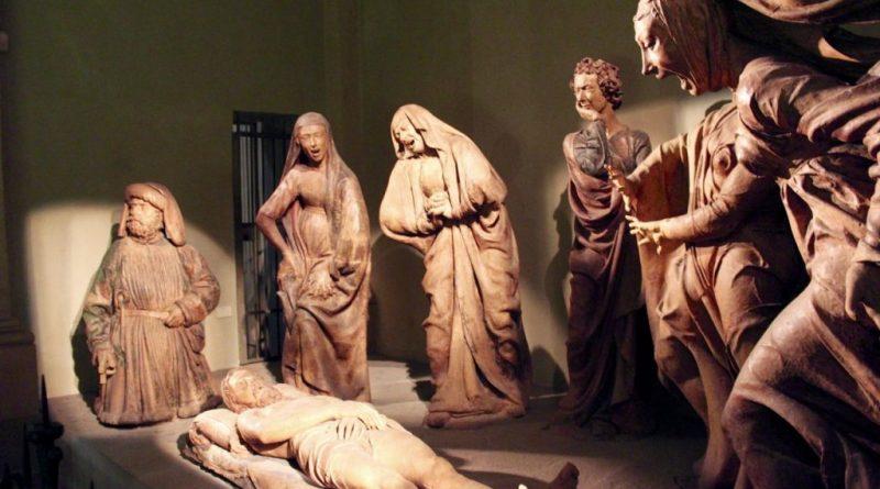 Niccolò dell'Arca: scultura e devozione nella Bologna quattrocentesca | sabato 25 gennaio 2020 ore 15:00