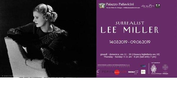Lee Miller a Bologna | Visita guidata a cura di Lara De Lena Storica dell'Arte | 16 maggio 2019 ore 17:30