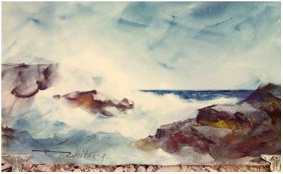 whitney-ocean