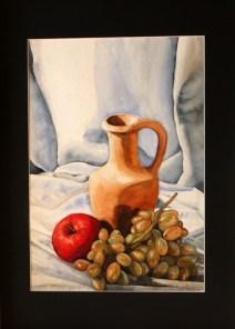 Patrizia Colomo - Acquerello, cm 35x50