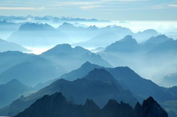 montagne in prospettiva
