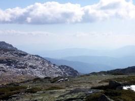 prospettiva di montagna