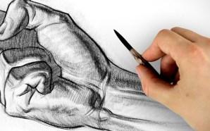 5 modi corretti di tenere la matita per disegnare