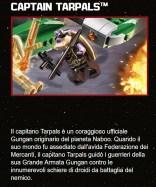 CAPITANO TARPALS
