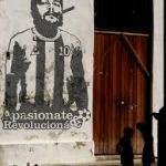 Guevara o Maradona?