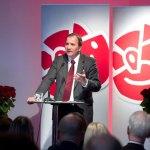 La socialdemocrazia svedese a congresso
