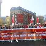Un piano Marshall per l'Europa, ci prova il sindacato tedesco