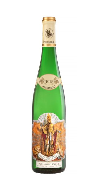 """2019 – Grüner Veltliner """"Kreutles"""" Smaragd Bottle Image"""