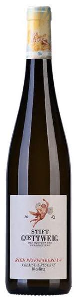 """2015 – Riesling """"Pfaffenberg"""" Erste Lage Reserve Bottle Image"""