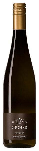 2017 – Riesling Braitenpuechtorff Bottle Image