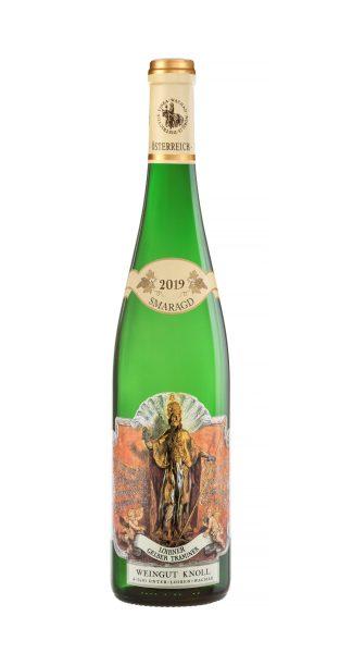 2019 – Traminer Smaragd Bottle Image