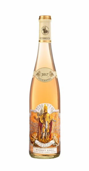 2017 – Blauburgunder Rosé Federspiel Bottle Image