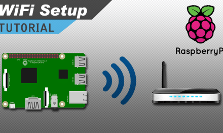 [VIDEO] How to Setup WiFi on the Raspberry Pi