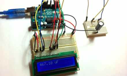 How to Make an Arduino Capacitance Meter