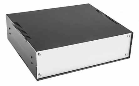 Complete TDA2050 Amplifier Design and Construction - The Chassis