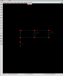 From schematic window, choose Subversion- data-recalc-dims=