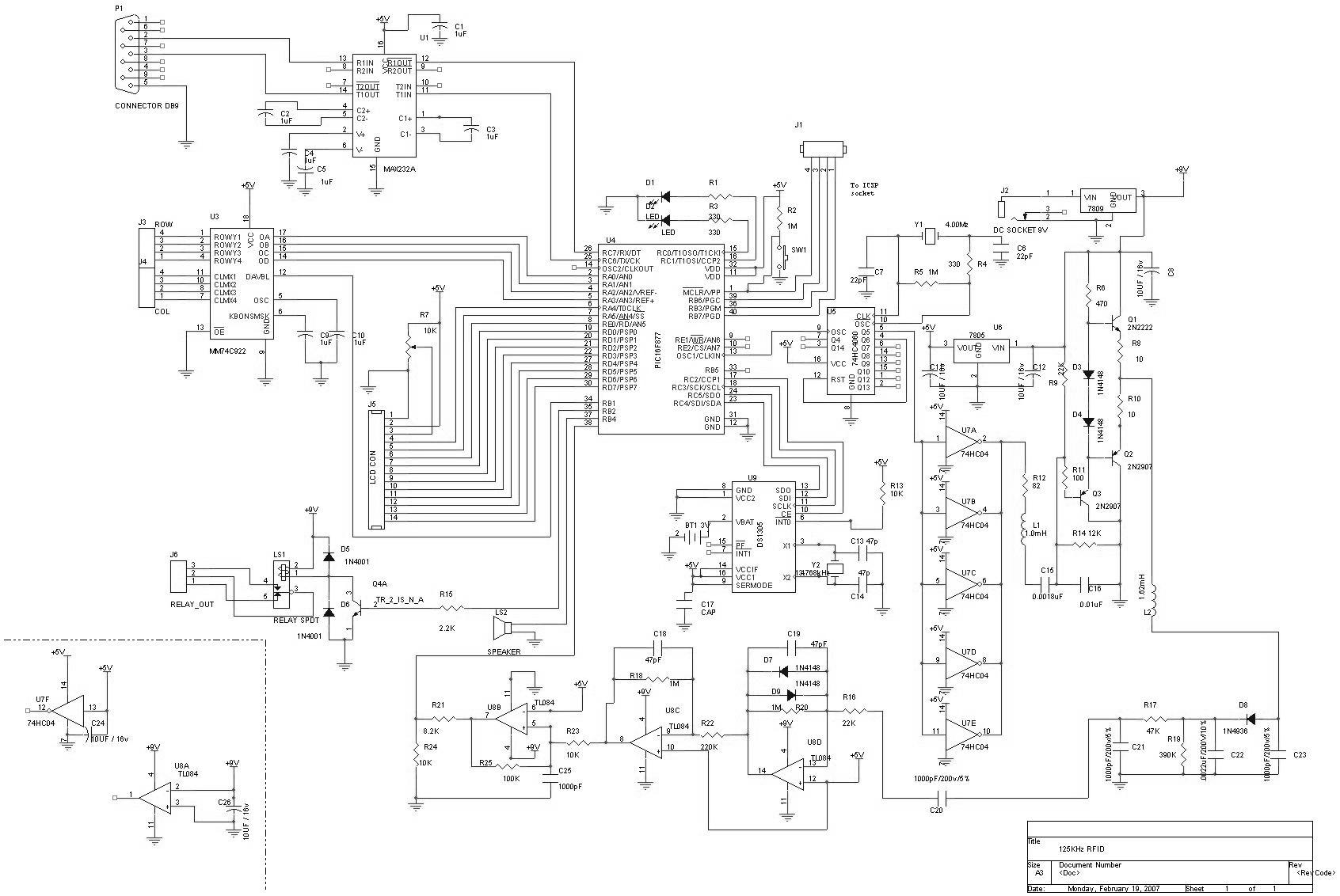 House Board Wiring Diagram