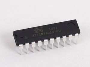 a Microcontroller electronic component