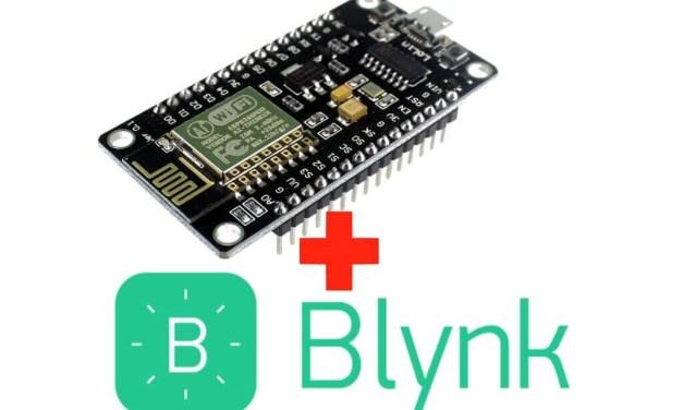 NodeMCU LED Control Using Blynk App