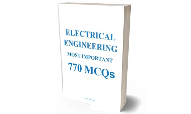 Electrical Engineering Most Important 770 MCQ