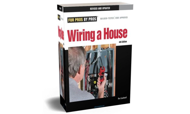Wiring a House 4th Edition By Rex Cauldwell