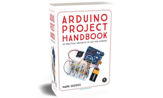 Arduino Project Handbook 25 Practical Projects To Get You Started By Mark Geddes