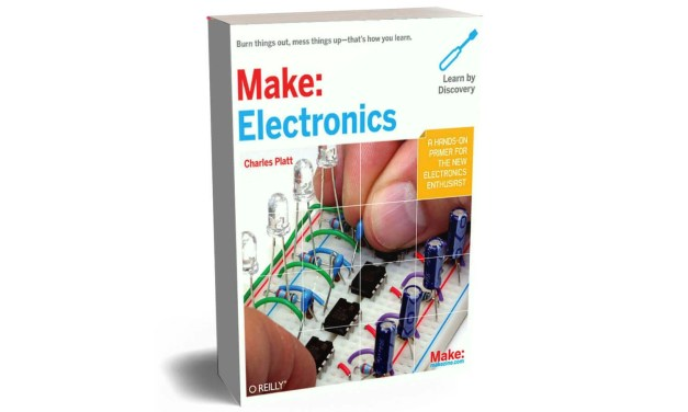 Make Electronics Learning by Discovery