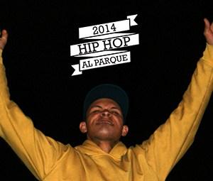 CircuitoAndante presente en Hip Hop al Parque, 2014