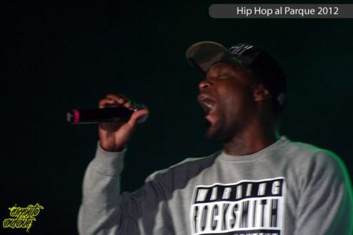 Hip Hop al Parque 2012