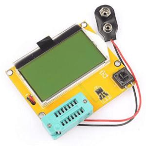 LCR-T4 12864LCD ESR SCR Meter Transistor Tester