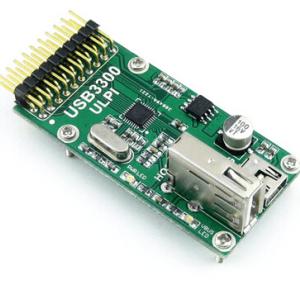 USB3300 USB HS Board Host OTG PHY Low Pin ULPI MIC2075-1BM Onboard Evaluation Development Modulo Kit