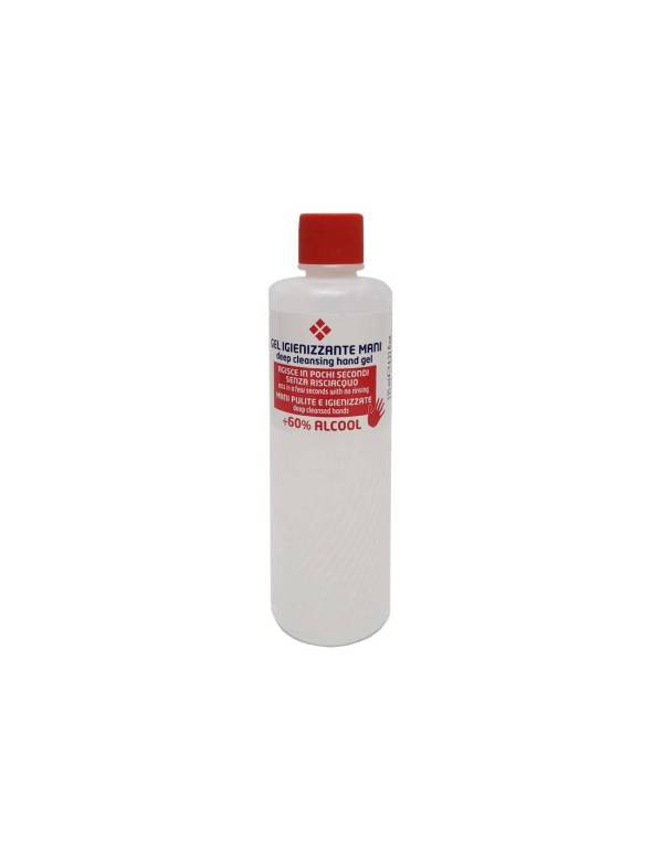 Parisienne Gel igienizzante mani +60% alcool - 125 ml