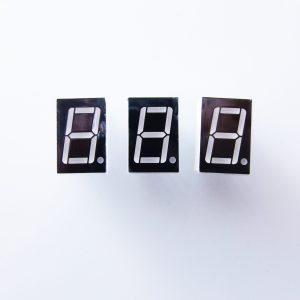 3 Pezzi 7 segment LED Digitale tube-SM42056 arduino compatibile