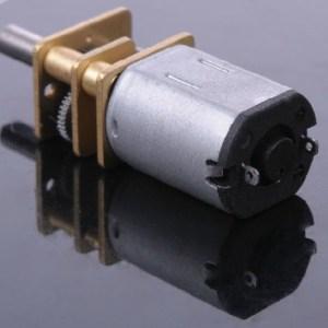 Dc speed control Motore Ruota N20 3v 6v metal gear