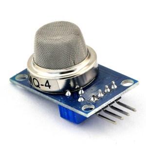 MQ-4 gas Sensore Metano Sensore, gas Sensore dedicated